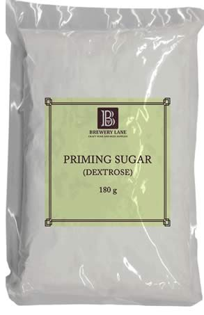 DEXTROSE PRIMING SUGAR 180 G