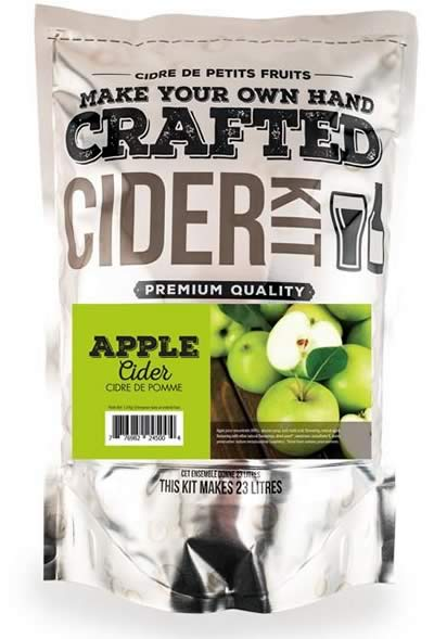 CRAFTED APPLE CIDER