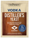 DISTILLERS YEAST, VODKA