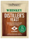 DISTILLERS YEAST, WHISKEY